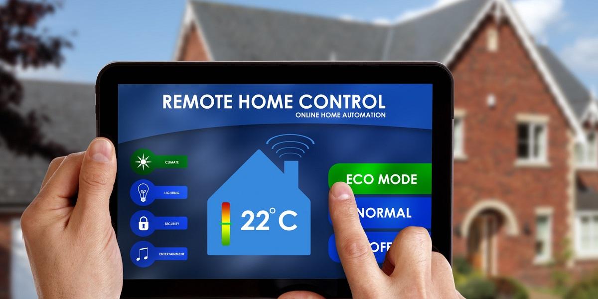 умный дом своими руками с планшета
